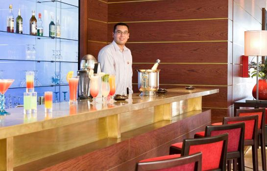 Hotel bar Novotel Casablanca City Center