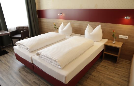 Chambre double (standard) Alexander Businesshotel