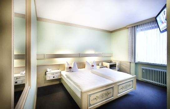 Doppelzimmer Standard Hotel Hannover Airport by Premiere Classe
