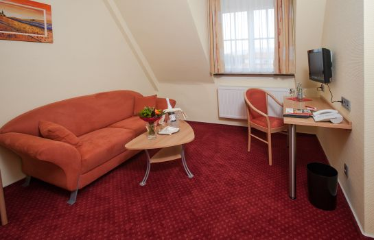 Suite Junior Johanniter-Hotel