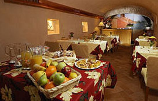 Breakfast room Residenza San Calisto