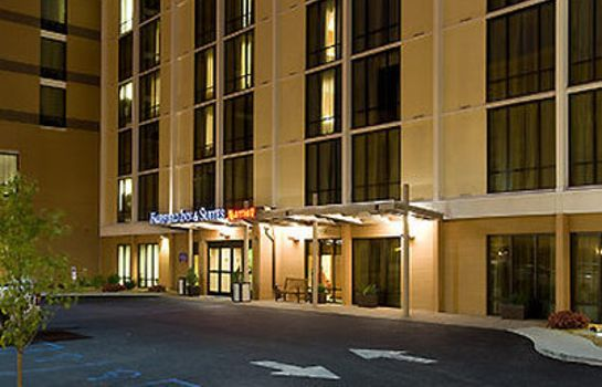 Außenansicht Fairfield Inn & Suites Louisville Downtown