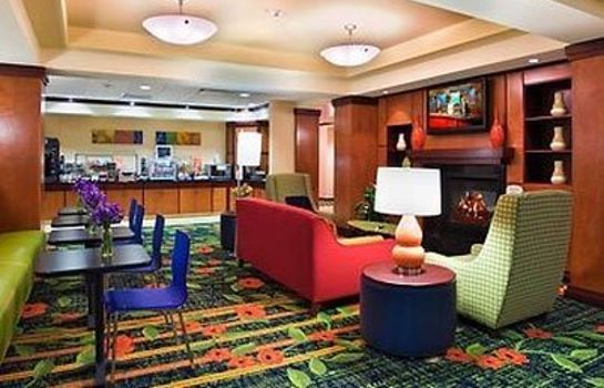 Hotel-Bar Fairfield Inn & Suites Louisville Downtown
