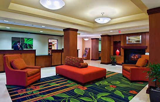 Hotelhalle Fairfield Inn & Suites Louisville Downtown