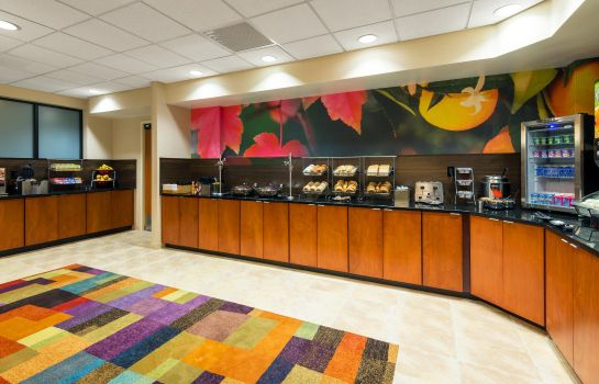 Restaurant Fairfield Inn & Suites Louisville Downtown