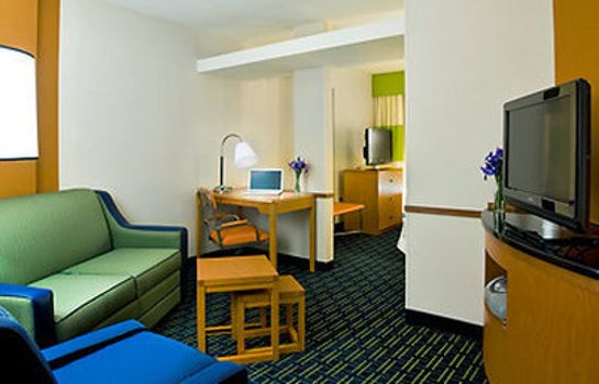 Suite Fairfield Inn & Suites Louisville Downtown