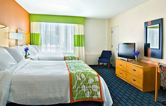 Zimmer Fairfield Inn & Suites Louisville Downtown