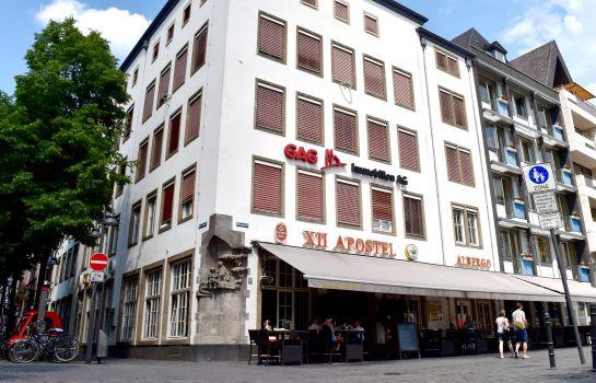Hotel Xii Apostel Albergo In Koln Hotel De