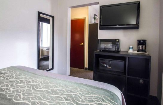 Suite Comfort Inn Times Square South Area