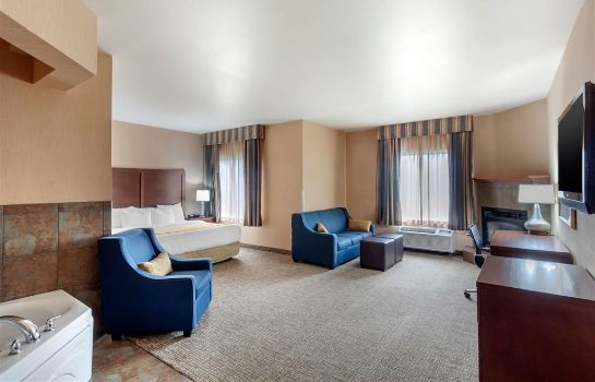Chambre Comfort Inn and Suites