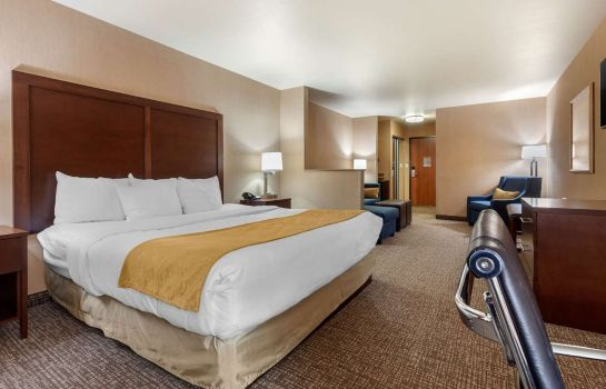 Kamers Comfort Inn and Suites