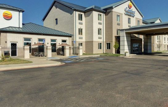 Vista exterior Comfort Inn and Suites Amarillo