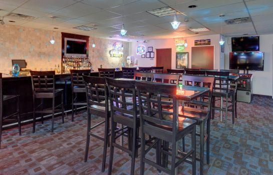 Bar del hotel Comfort Inn & Suites