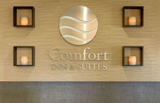 Hall de l'hôtel Comfort Inn and Suites Amarillo