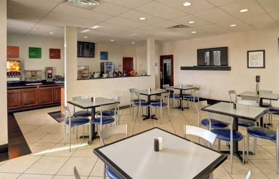 Restaurante Comfort Inn and Suites Amarillo