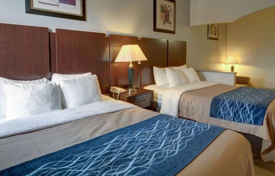 Chambre Comfort Inn and Suites Amarillo