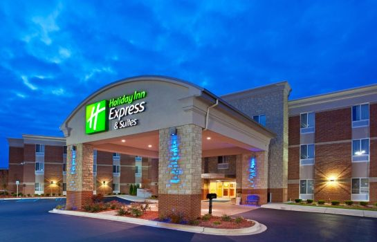 Außenansicht Holiday Inn Express & Suites AUBURN HILLS