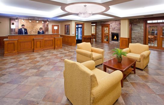 Lobby Holiday Inn Express & Suites AUBURN HILLS