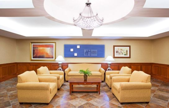 Hotelhalle Holiday Inn Express & Suites AUBURN HILLS