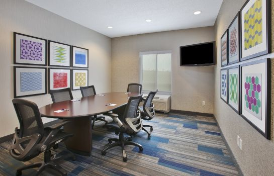 Conference room Holiday Inn Express & Suites AUBURN HILLS