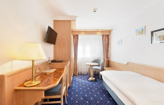 Chambre individuelle (standard) Hotel Alpenroyal
