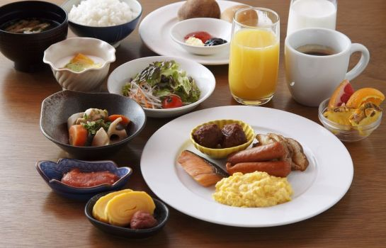 Restaurante CANALCITY FUKUOKA WASHINGTON HOTEL