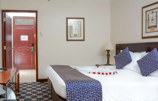 Single room (standard) Jacaranda Hotel Nairobi
