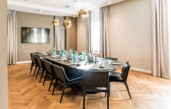 Besprechungszimmer Pillows Grand Boutique Hotel Ter Borch Zwolle