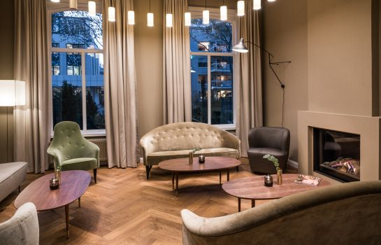 Empfang Pillows Grand Boutique Hotel Ter Borch Zwolle