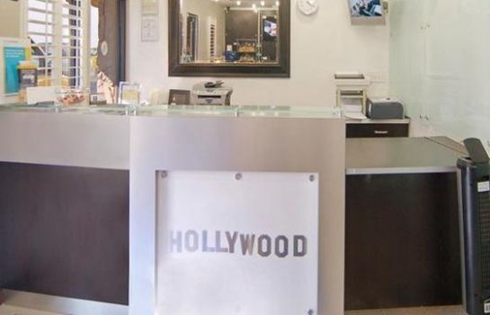 Hotelhal Comfort Inn Near Hollywood Walk of Fame