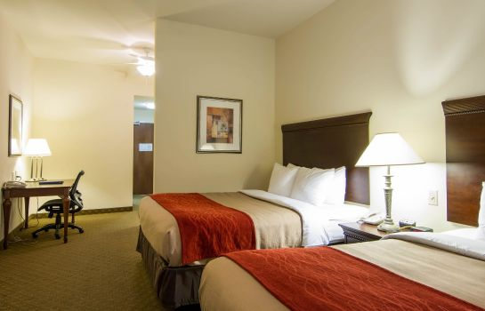 Zimmer Comfort Inn and Suites Airport
