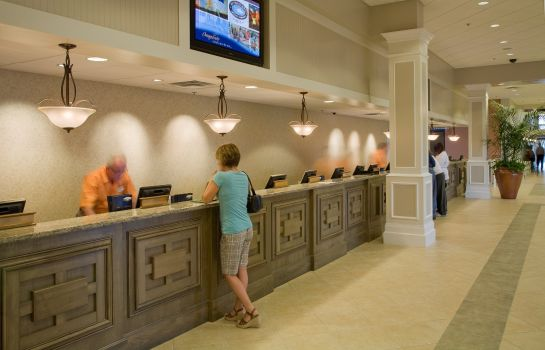 Lobby Holiday Inn Club Vacations AT ORANGE LAKE RESORT