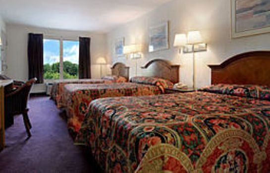 Chambre KNIGHTS INN AT SIX FLAGS-AUSTELL