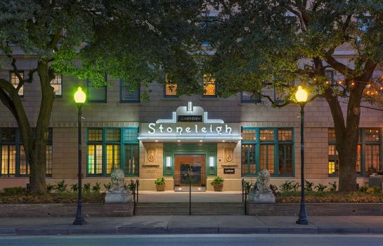 Buitenaanzicht The Stoneleigh Le Meridien Dallas