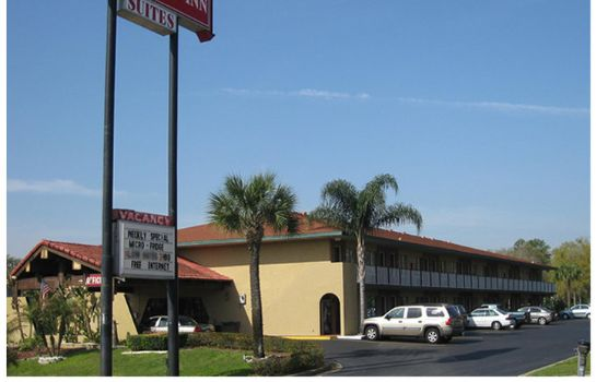 Außenansicht RED CARPET INN  SUITES KISSIMMEE