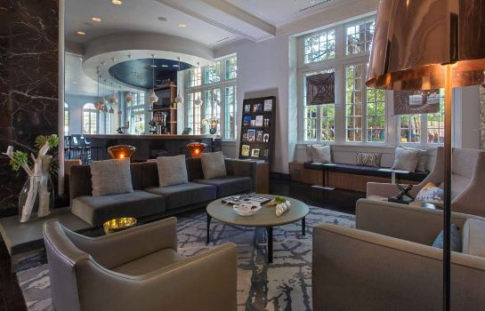 Hotelhalle The Stoneleigh Le Meridien Dallas