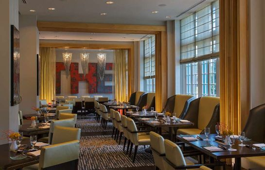 Restaurant The Stoneleigh Le Meridien Dallas