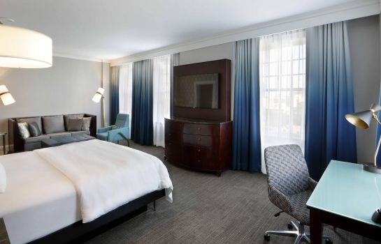 Suite Le Méridien Dallas The Stoneleigh