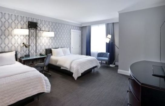 Kamers The Stoneleigh Le Meridien Dallas