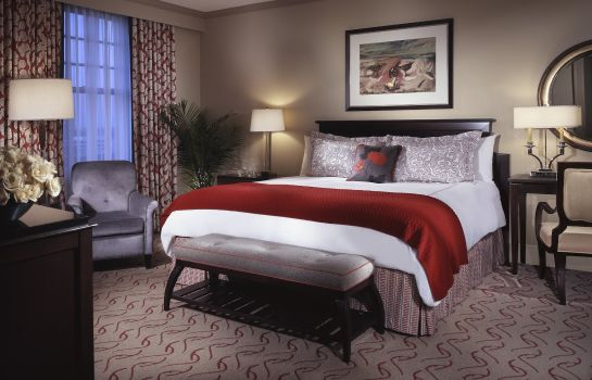Zimmer The Stoneleigh Le Meridien Dallas
