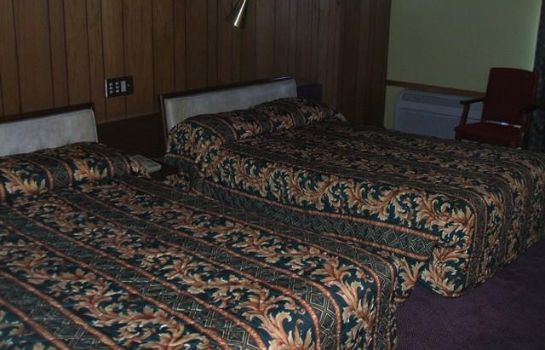 Zimmer RED CARPET INN AND SUITES HOUS