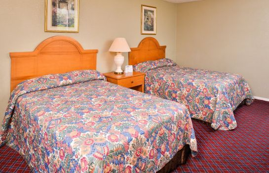 Chambre RED CARPET INN HORNWOOD DR.