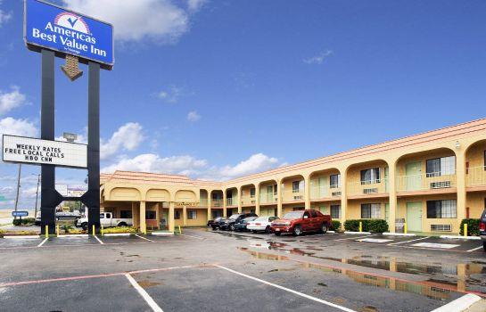 Außenansicht Americas Best Value Inn Dallas