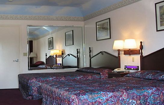 Chambre Scottish Inns and Suites Humble
