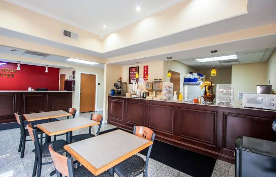Restaurant Econo Lodge Inn & Suites Memphis