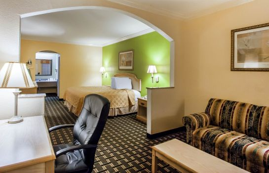 Zimmer Econo Lodge Inn & Suites Memphis