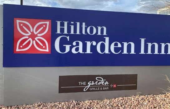 Außenansicht Hilton Garden Inn Colorado Springs Airport CO