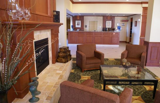 Hotelhalle Hilton Garden Inn Colorado Springs Airport