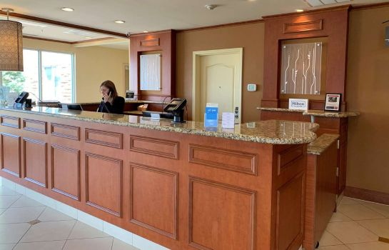 Hotelhalle Hilton Garden Inn Colorado Springs Airport CO
