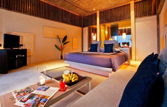 Single room (superior) Sri Panwa Phuket